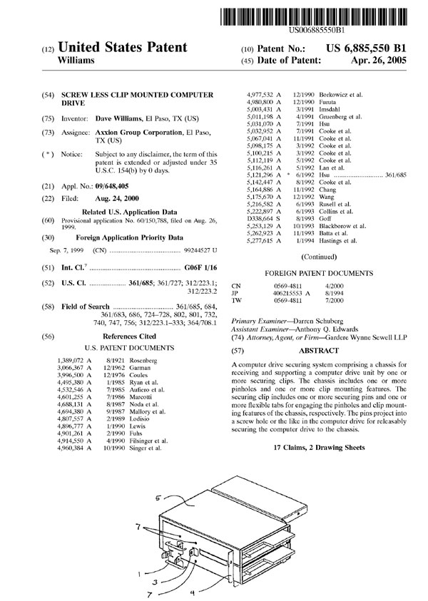 Writing a provisional patent